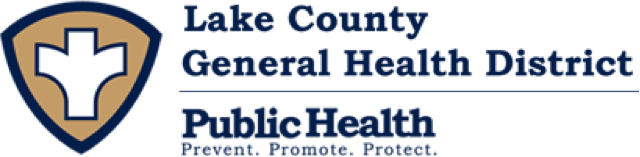 The Lake County General Health District logo